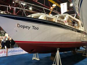 Dopey Too tijdens Boot Holland 2018