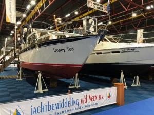 Dopey Too op Boot Holland 2018